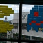 Post-it War Pacman